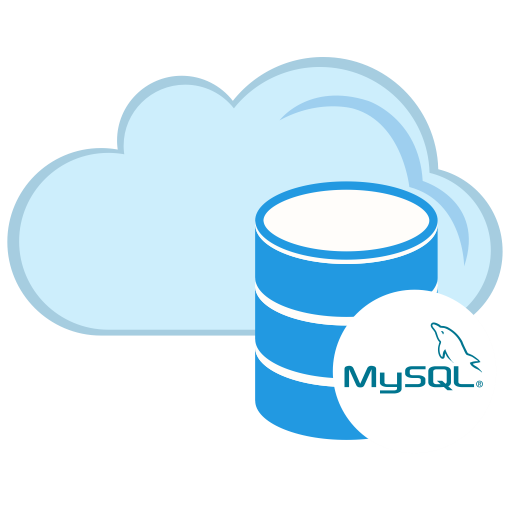 Node Host Mysql, Host, Hosting Icon With Png And Vector Format