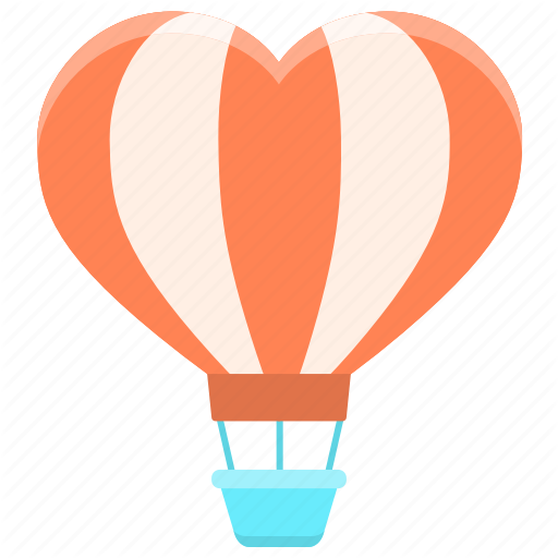 Air Balloon, Balloon, Hot Air Balloon Icon