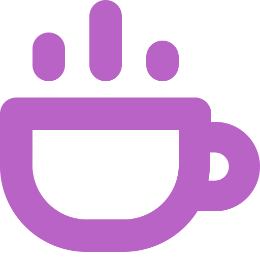 Cup, Hot, Coffee Icon