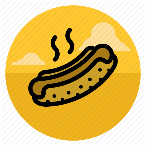 Burger, Eat, Fast Food, Fastfood, Food, Hot Dog, Hotdog Icon