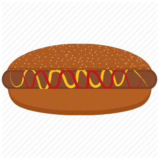 Dog, Hot, Hot Dog Icon
