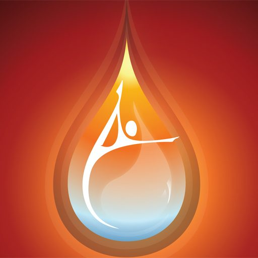 Cropped Hot Yoga Downtown Site Icon Teardrop Hot Yoga