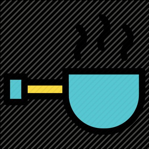 Boil, Boiling Pan, Cook, Hot, Hot Water, Kitchen, Pan Icon
