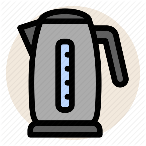 Coffee, Drink, Hot Water, Kettle, Tea, Water Icon