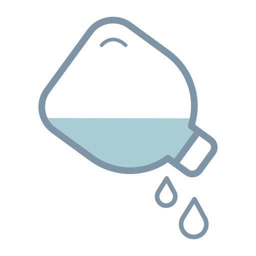 Hot Water Bag Leaking, Hot Water, Kettle Icon Png And Vector