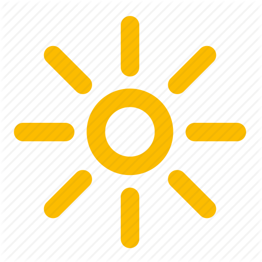 Warm Weather Icon Images