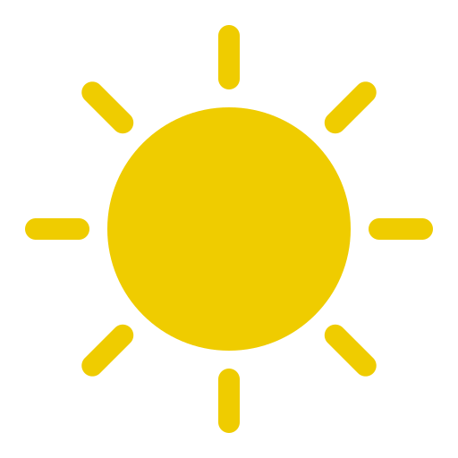 Weather, Sun Shine, Sunny Icon Free Of The Weather Is Nice Today