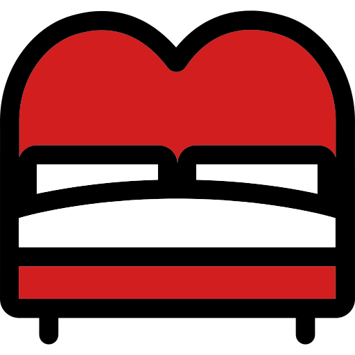 Bed Hotel Png Icon
