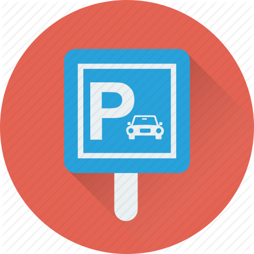 Car Parking, Parking, Road Sign, Signboard, Traffic Icon