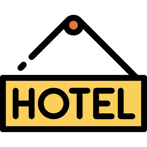 Hotel Mega Pack Color Icon