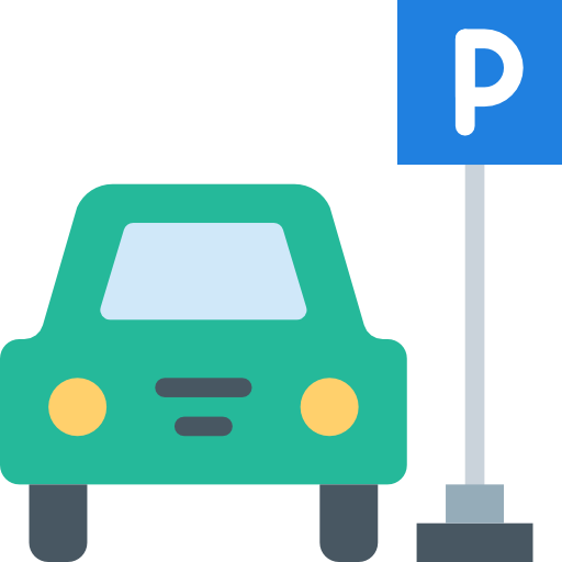 Parking Icon Hotel Services Smashicons