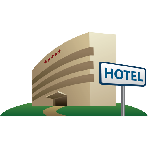 Free Hotel Png Transparent Vector, Clipart