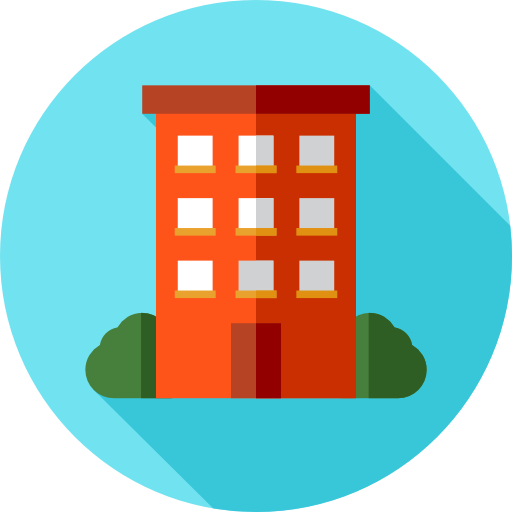 Hotel Icon Png Flat Png Image