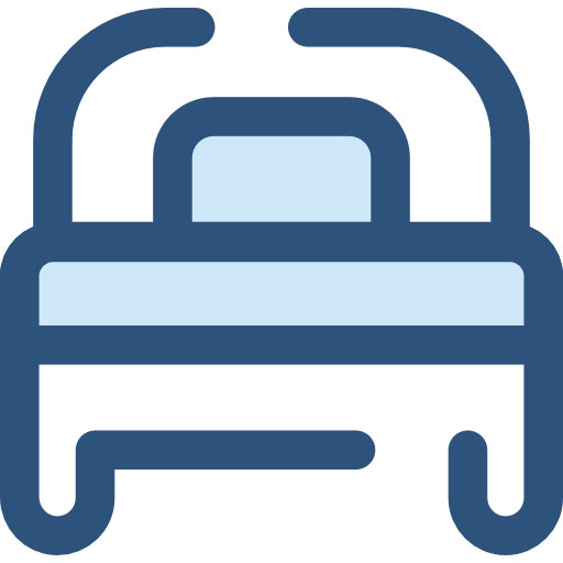 Hostel, Hours, Professions And Jobs, Hotel, Room Service Icon