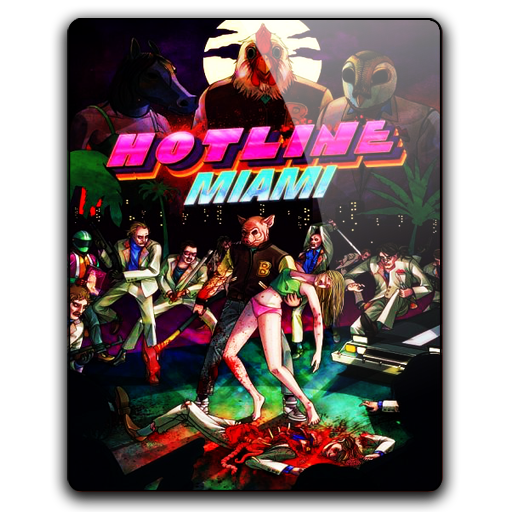 Hotline Miami Desktop Icon Related Keywords Suggestions