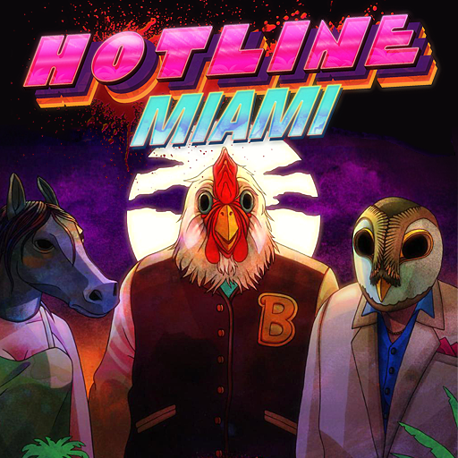 Hotline Miami Pc Icon Related Keywords Suggestions