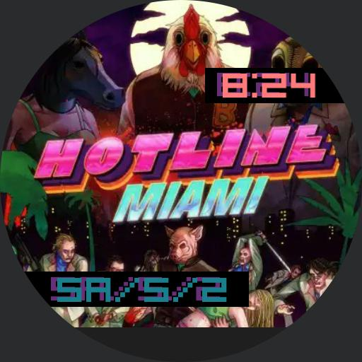 Hotline Miami For Moto