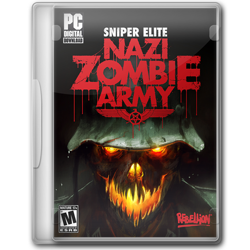 Sniper Elite Nazi Zombie Army Icon