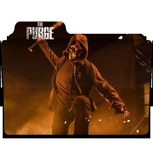 The Purge Tv Series Folder Icon