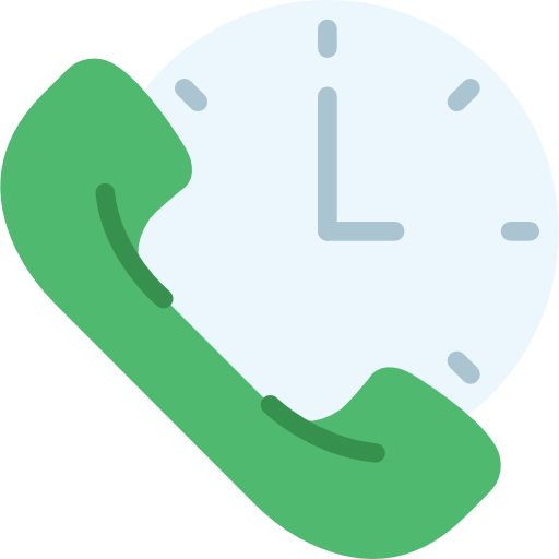 Hours Icon Delivery Set Smashicons