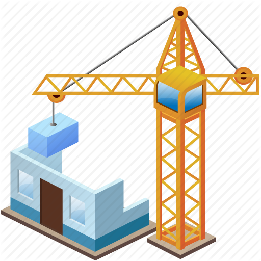 House Building Icons Images