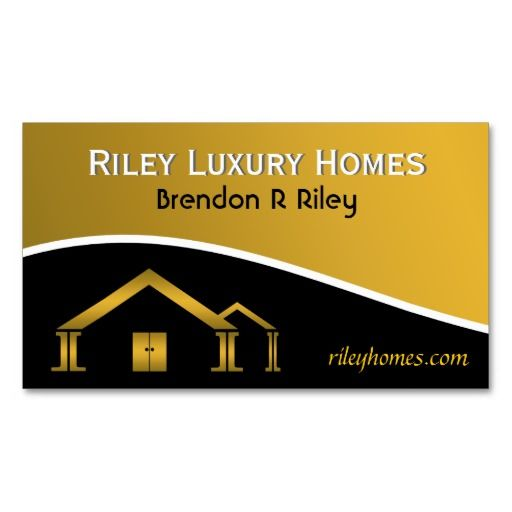 Home Building Construction Business Card Construction Business
