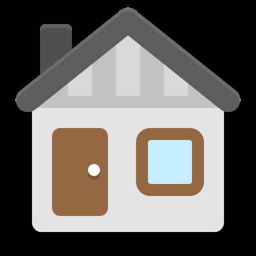 Gargoyle House Icon Papirus Apps Iconset Papirus Development Team