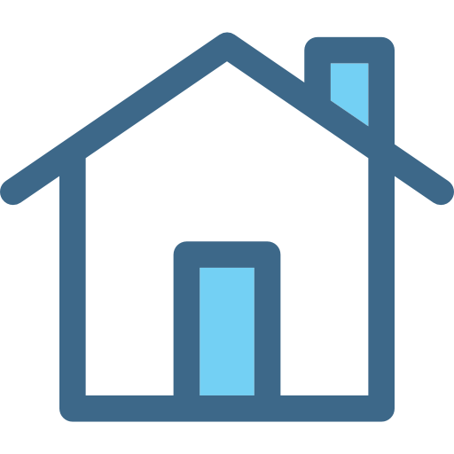 Internet, Home, House Icon
