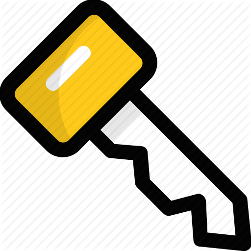 Car Key, Door Key, House Key, Key, Login, Password Icon