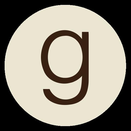 Round, Houzz Icon