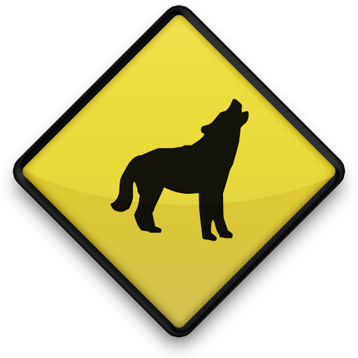Icon Wolf