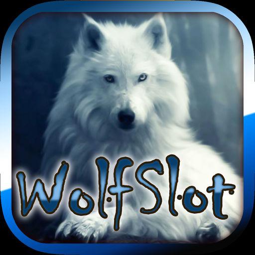 Wild Magic Of Spirit Wolf Howling Slots Hd