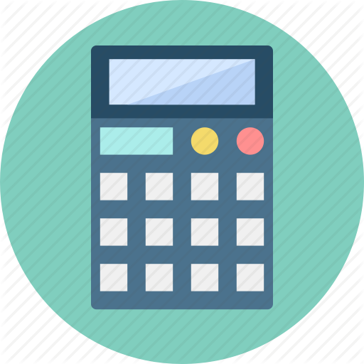 Business, Calc, Education, Financial, Money, Office, School Icon