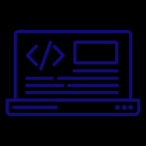 Development, Html, Text, Code, Dashboard, Web Development Icon