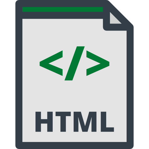 Html File, Html Code, Code, Html Format, Html Extension