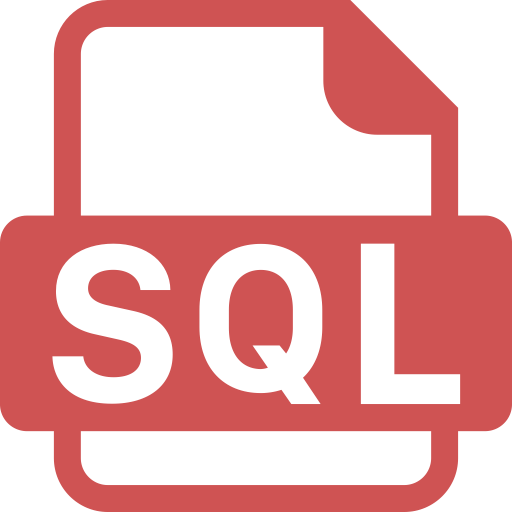 One Hundred And Ninety Three, Sql, Sql Icon With Png