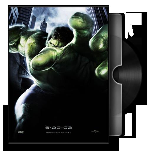 Hulk Folder Icon