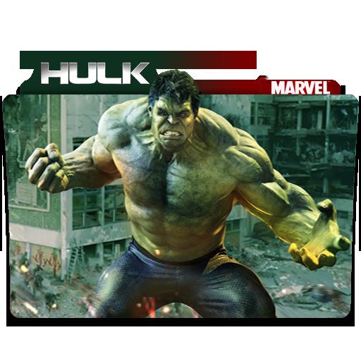 Hulk Folder Icons