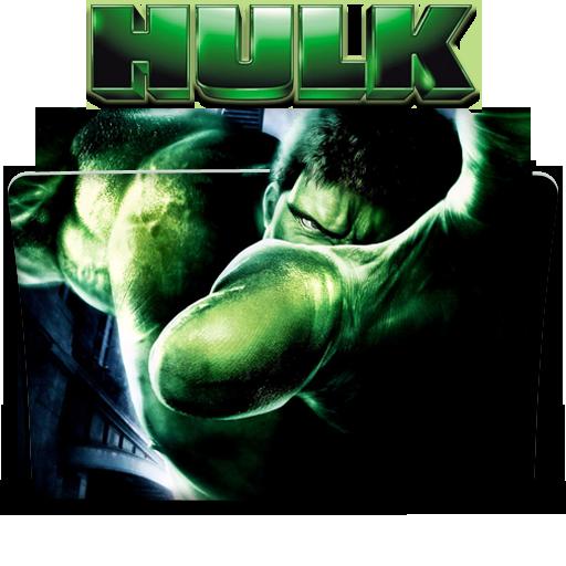 Hulk Movie Folder