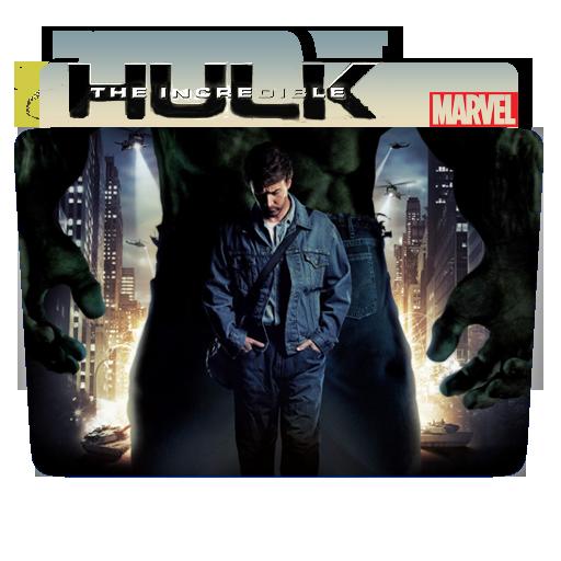 The Incredible Hulk Folder Icon