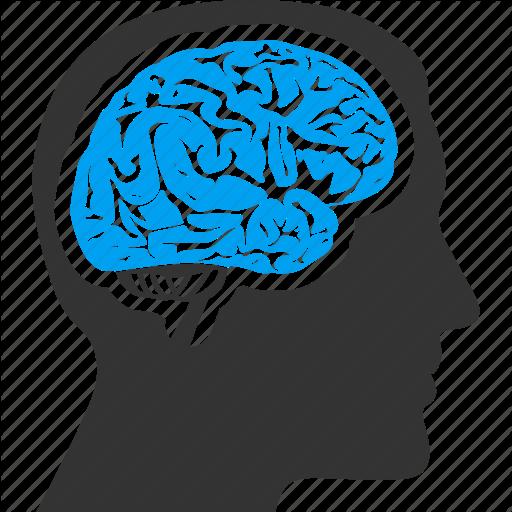 Brain, Head, Human Organ, Idea, Memory, Mind, Think Icon
