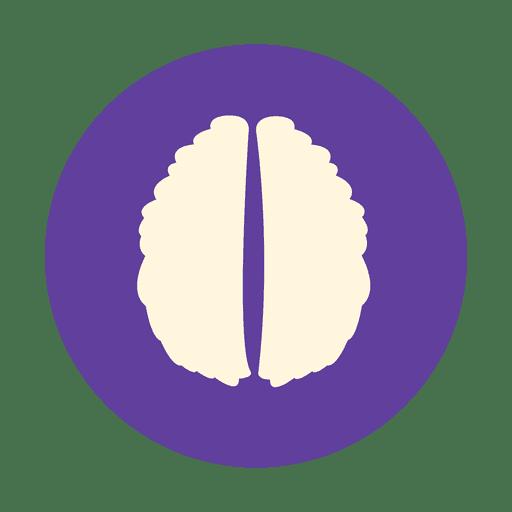 Flat Human Brain Sign