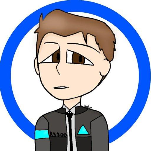 Connor Icon Detroit Become Human Amino