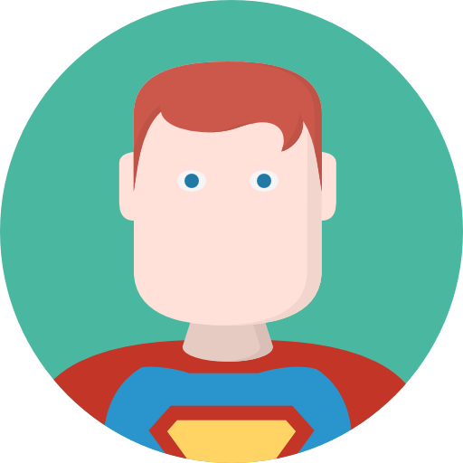 Superman, People, Man, Avatar, Person, Human Icon Free Of Free