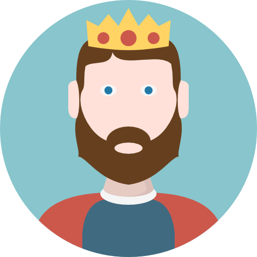 King, People, Man, Avatar, Person, Human Icon Free Of Free People