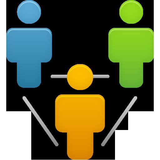 Relationship Icon Pretty Office Iconset Custom Icon Design