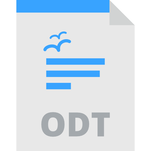 Open Document, Mime, Oasis, Application, Gnome, Template