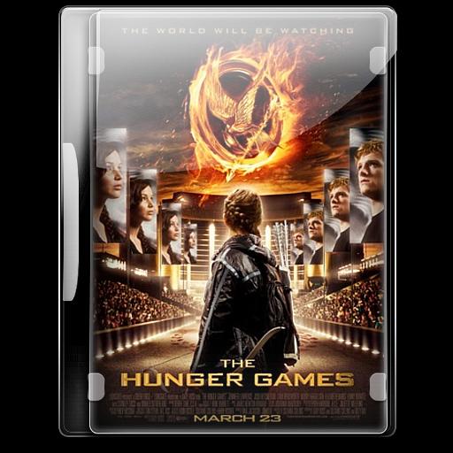 The Hunger Games Icon English Movies Iconset Danzakuduro