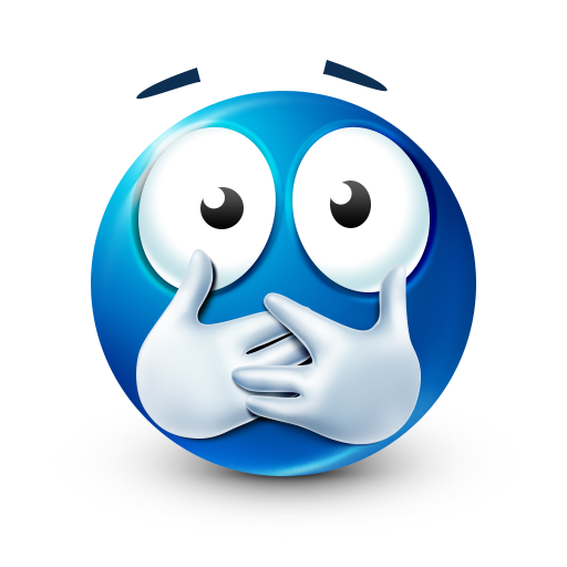 Don't Speak Emoticon Facebook Symbols Big Smileys Clipart