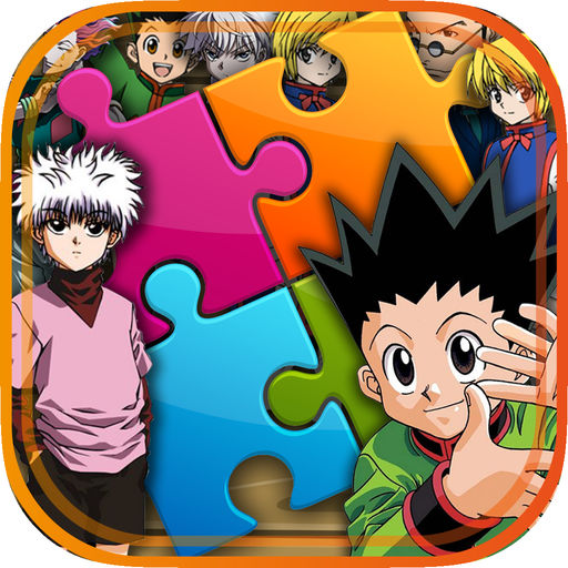 Jigsaw Manga Puzzle Cartoon For Hunter X Hunter